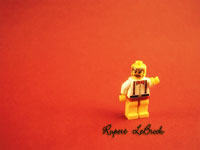Lego Rupert Wallpaper Thumbnail