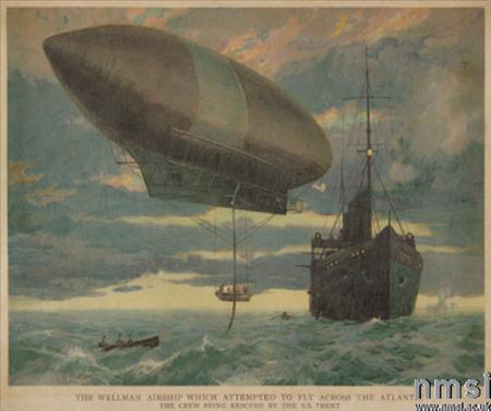 The Airship America